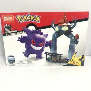 MEGA CONTRUX Pokemon Gengar Ectoplasma 522pcs